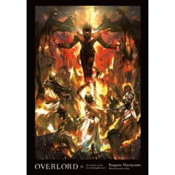 Overlord Novel V12 The Paladin of...