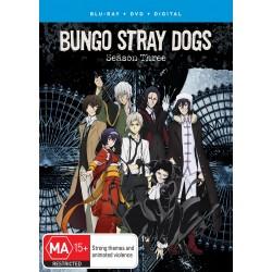 Bungo Stray Dogs S3 DVD/Blu-ray...