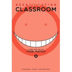 Assassination Classroom V04