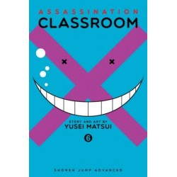 Assassination Classroom V06