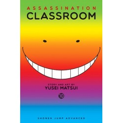 Assassination Classroom V10