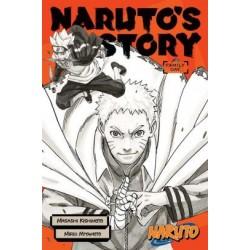 Naruto's Story Family Day Novel