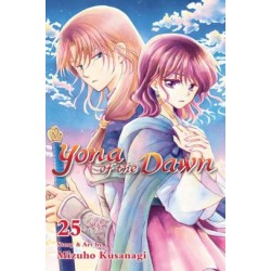 Yona of the Dawn V25