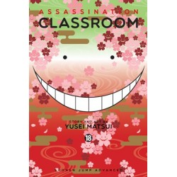 Assassination Classroom V18
