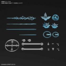 CE02 Gunfire Blue Customize Effect