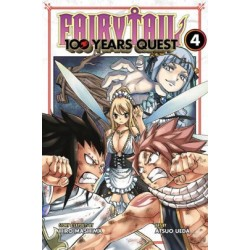 Fairy Tail 100 Years Quest V04