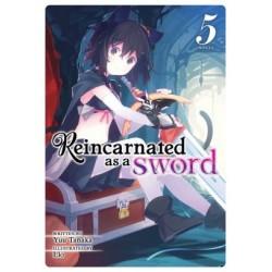 Reincarnated as a Sword Novel V05