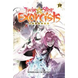 Twin Star Exorcists V19