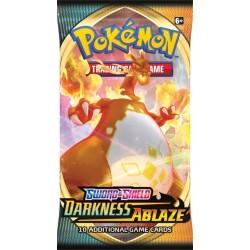 Pokemon Darkness Ablaze Sword &...