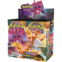 Pokemon Darkness Ablaze Sword &...