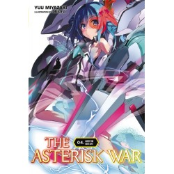 Asterisk War Novel V04 Quest for...