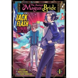 Ancient Magus' Bride Jack Flash &...