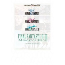 Final Fantasy I * II * III Novel...