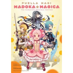 Puella Magi Madoka Magica Omnibus