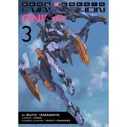 Neon Genesis Evangelion Anima...