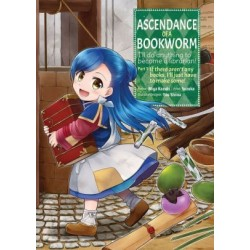 Ascendance of a Bookworm Manga...