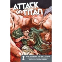 Attack on Titan: Before the Fall V02