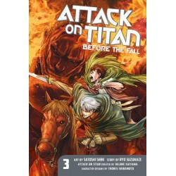 Attack on Titan: Before the Fall V03