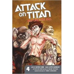 Attack on Titan: Before the Fall V04