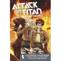 Attack on Titan: Before the Fall V05