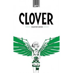 Clover Hardcover Collector's Edition