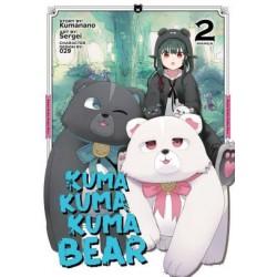 Kuma Kuma Kuma Bear Manga V02
