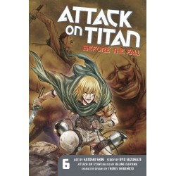 Attack on Titan: Before the Fall V06