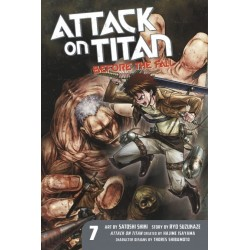 Attack on Titan: Before the Fall V07