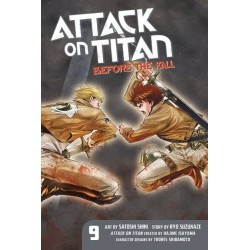 Attack on Titan: Before the Fall V09
