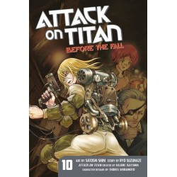 Attack on Titan: Before the Fall V10