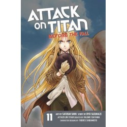 Attack on Titan: Before the Fall V11