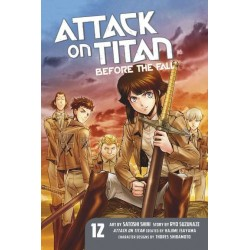 Attack on Titan: Before the Fall V12