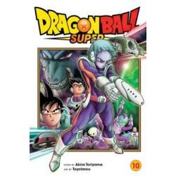 Dragon Ball Super V10