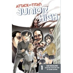 Attack on Titan: Junior High V01