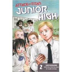 Attack on Titan: Junior High V02