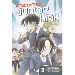 Attack on Titan: Junior High V03