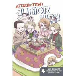 Attack on Titan: Junior High V04