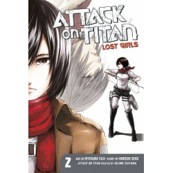 Attack on Titan: Lost Girls Manga...