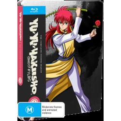 Yu Yu Hakusho S4 Blu-ray