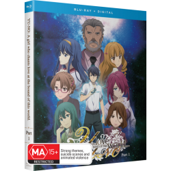 Yu-no Part 1 Blu-ray Eps 1-13 A...