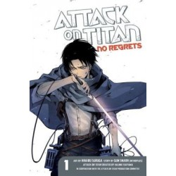 Attack on Titan: No Regrets V01
