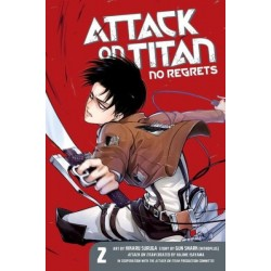 Attack on Titan: No Regrets V02