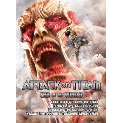 Attack on Titan Novel End of the...