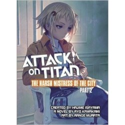 Attack on Titan Novel Harsh...