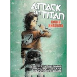 Attack on Titan Novel Kuklo Unbound