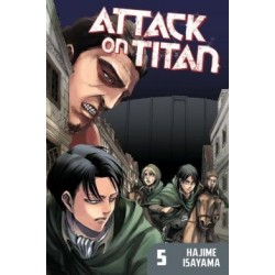 Attack on Titan V05
