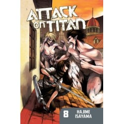 Attack on Titan V08