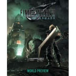 Final Fantasy VII Remake World...