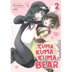 Kuma Kuma Kuma Bear Novel V02