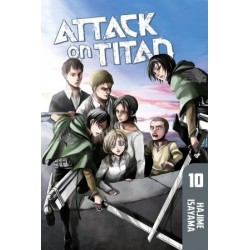 Attack on Titan V10